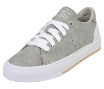 Sneaker 'Simona' grau / weiß