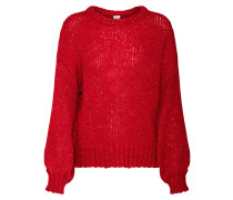 Pullover 'ines LS' rot