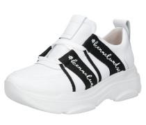 Sneaker 'Cloud' schwarz / weiß