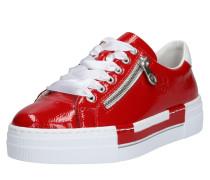 Sneaker 'n49C2-40' feuerrot / weiß