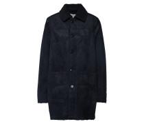 Winterjacke 'Stone Coat' schwarz