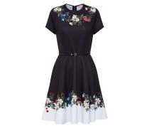 Kleid 'chestna' schwarz