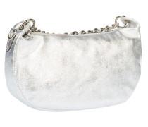 Abendtasche 'At night' silber