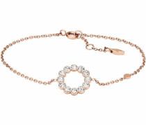 Armband 'vintage Glitz Jf02742791' rosegold