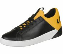 Schuhe ' Mullet ' pastellgelb