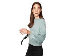 Sweatshirt 'Laura' jade