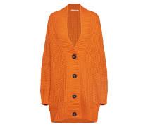 Strickjacke 'Bebrittany' orange