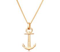 Kette 'Anchor Spirit Ph-An-G' gold