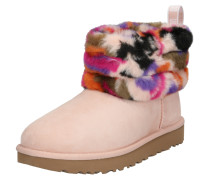 Stiefel 'fluff Mini Quilted Motlee'