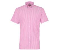 Hemd Slim FIT pink / weiß