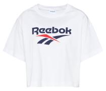 T-Shirt 'CL V Crop Tee'