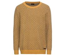 Pullover 'dean' senf