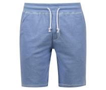 Sweatshorts 'Toljan' blau