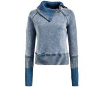 Sweatshirt 'yamina' blau