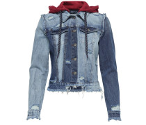 Jeansjacke blue denim / hellblau
