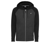 Sweatjacke 'M NSW Optic Hoodie FZ'