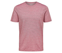 T-Shirt pastellrot