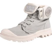 Baggy Sneakers beige / grau