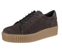 Sneaker 'gloria' dunkelbraun