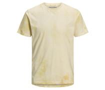 Batik T-Shirt gelb