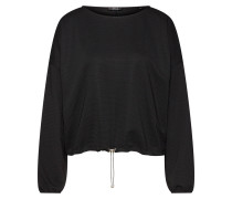 Sweatshirt 'Goneta' schwarz
