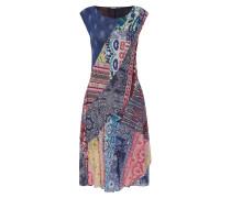 Kleid 'Vest_Rasha' blau / mischfarben