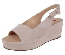 Sandalette puder