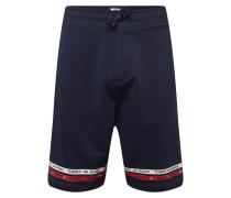 Shorts dunkelblau / rot / weiß