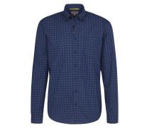 Casual-Hemd blau