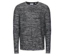 Pullover anthrazit / weiß