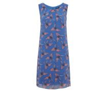 Sommerkleid royalblau
