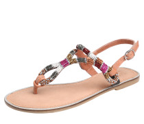 Sandalen mischfarben / rosé