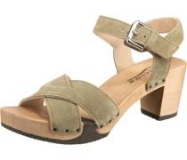 Rebekka Klassische Sandaletten hellgrün