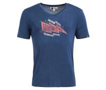 Shirt 'Benjy' blau