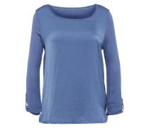 Shirt royalblau