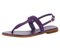 Sandale 'olimpia' lila