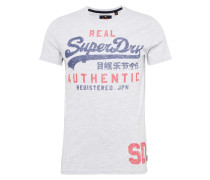 T-Shirt 'vintage Authentic DUO Tee'
