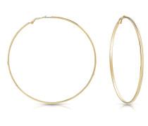 Ohrringe 'Round&Round' gold