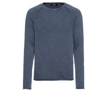 Pullover 'Knit - Malvin' dunkelblau