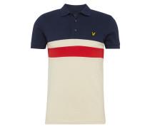 Poloshirt 'Yoke Stripe'