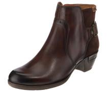 Ankle Boots 'rotterdam' dunkelbraun
