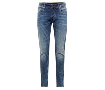 Jeans '3301 Slim' blue denim