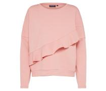 Sweatshirt 'babsi' rosé