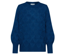 Pullover 'Joanna' dunkelblau