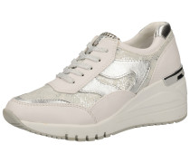 Sneaker weiß / silber