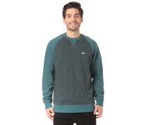 'Balance' Crew Sweatshirt blau / grau