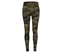 Leggings 'Camo Stripe'