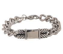 Armband 'Bracelet Steel It' silber