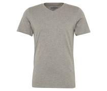 T-Shirt 'jjeplain TEE SS V-Neck Noos'