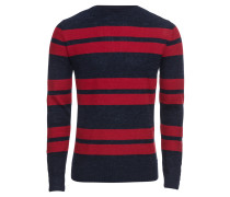 Pullover 'modern striped sweater Pullover 1/1'